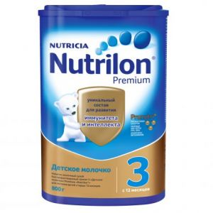 Нутрилон 3 Детское молочко 800 гр