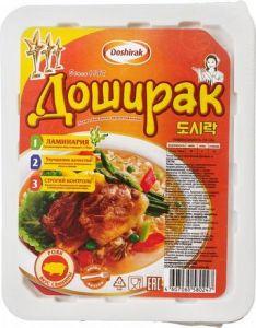 Лапша ГОМТАНГ 110гр со вкусом говядины в белом бульоне
