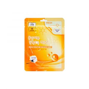 Маска-салфетка 23 гр с коллагеном (Collagen) /100/600шт 3W Clinic