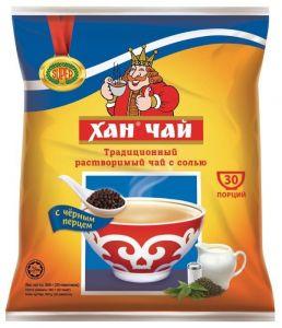 Растворимый чай ХАН с солью и перцем 1бл/30шт