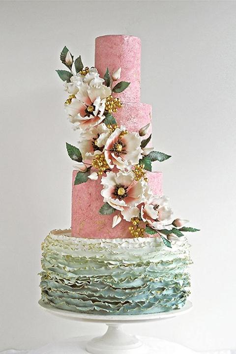 Торт Мятная Нежность