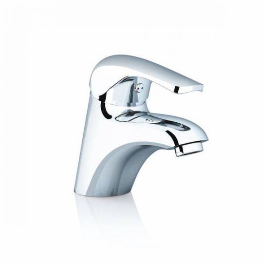 Ravak Rosa RS 012.00 смеситель для умывальника без донного клапана