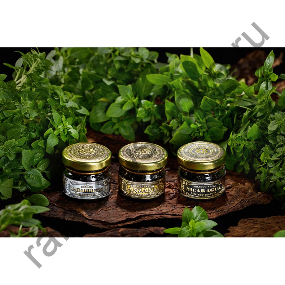WTO CB 20 гр - Green Basil (Карибский Бленд Зеленый Базилик)