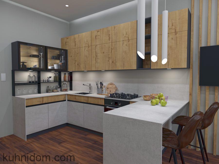 Кухня Cerama Toppa