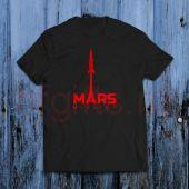 Футболка Mars mission
