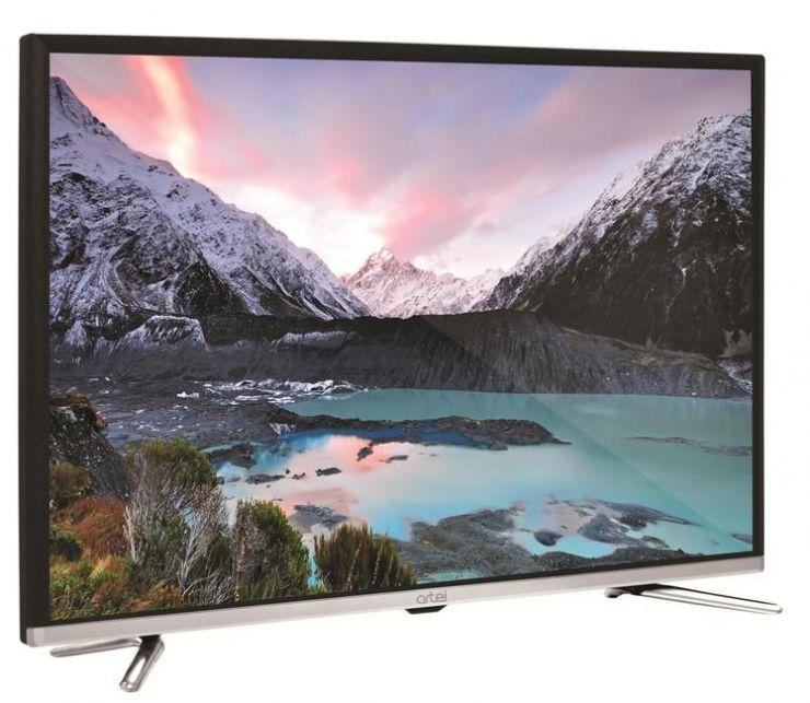 """Телевизор 43"""" ARTEL 43AU20H: SmartTV (Android 9.0), 1GHz x4/2.25Gb/16Gb, 3840x21"""