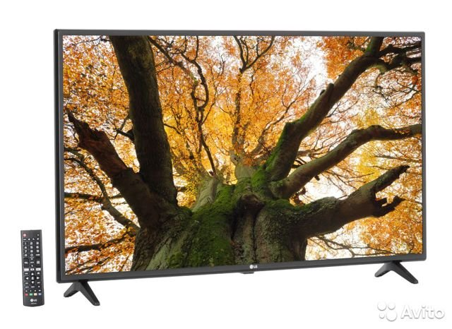 """Телевизор 43"""" LG LED 43UK6200: SmartTV, 3840x2160, 178°/178°, 20Вт, DVB-T/T2/C/S"""