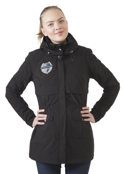 "Куртка ""Horse Comfort"" Soft Shell с съёмным капюшоном"