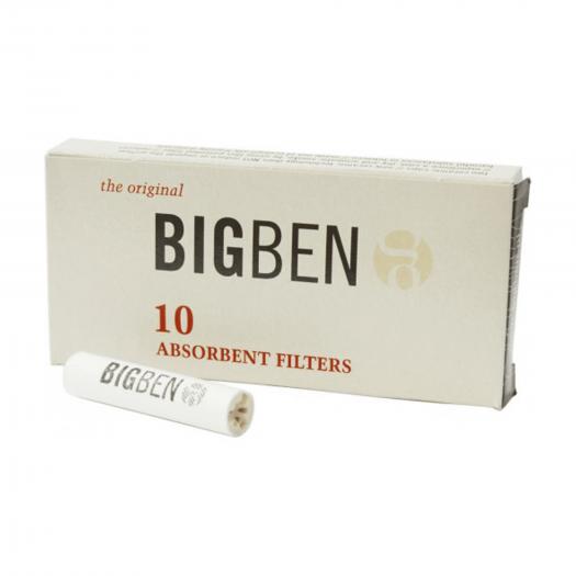 Фильтры трубочные BIGBEN Original (10 шт.)
