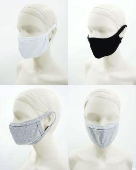 Маска защитная для лица (двойная) №005