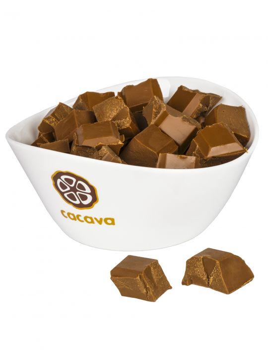 Белый шоколад карамельный, 100 гр.