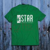 Футболка S.T.A.R. labs