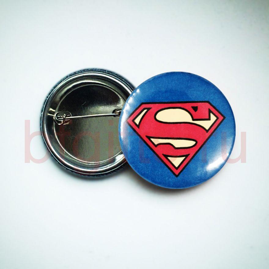 Значок Superman