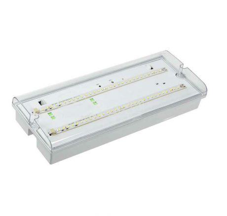 Светильник ДПА 5042-3 аккумулятор 3ч IP65 аварийный универс. подкл. ИЭК LDPA0-5042-3-65-K01, 5 Вт