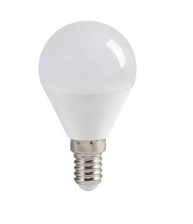 LED лампа E14 G45 (шарик) 5w 3000K