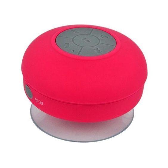 Водонепроницаемая Беспроводная Колонка Bathbeats, Цвет Розовый