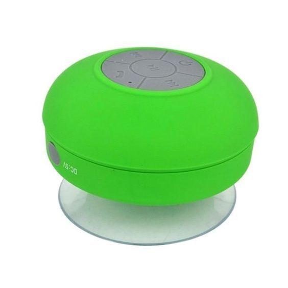 Водонепроницаемая Беспроводная Колонка BATHBEATS, Цвет Зеленый