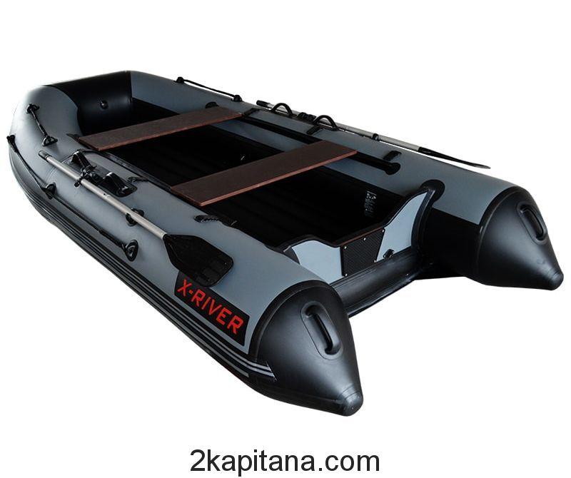 Надувная лодка НДНД AGENT 390