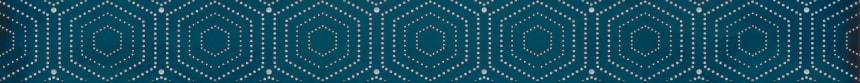1506-0175 Бордюр настенный Парижанка 6x60 геометрия