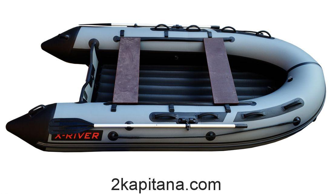 Надувная лодка НДНД GRACE 360