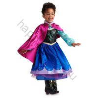 Платье костюм Анны Disney