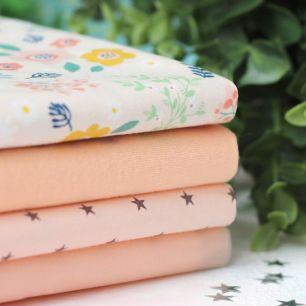Набор тканей для творчества Спелые персики