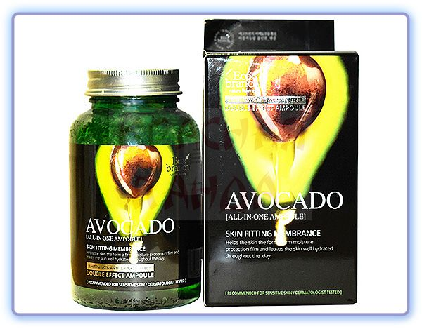 Eco Branch Avocado All In One Ampoule