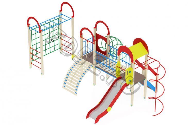 Детский игровой комплекс «Рада» H=1200