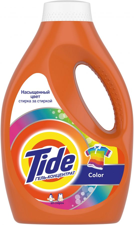 "Tide ""COLOR"" гель-концентрат"