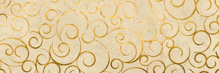 1664-0142 Настенная плитка декор Миланезе Дизайн 20х60 флорал крема