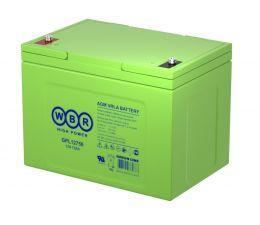 Аккумулятор WBR GPL12750