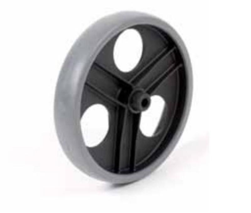 Колесо полиуретановое в сборе (R200/36-TPE40) без подшипника