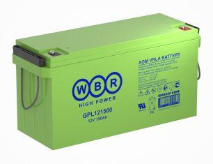 Аккумулятор WBR GPL121500