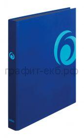Файл А4 2,5см 2к.Herlitz Fresh Colour синий 10935187