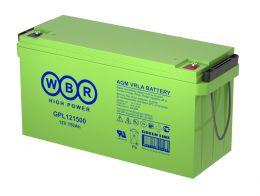 Аккумулятор WBR GPL121550