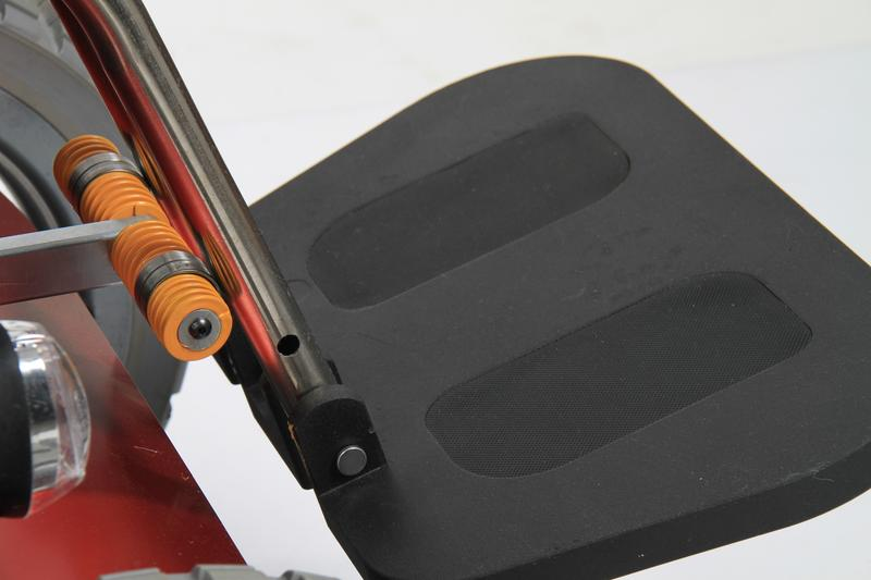 Подножка для кресла-коляски с электроприводом Observer пластик