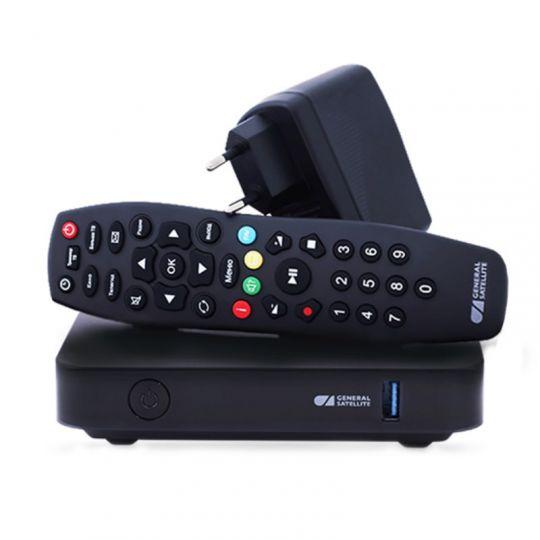 ТV-Box GS C593 (приемник-клиент)