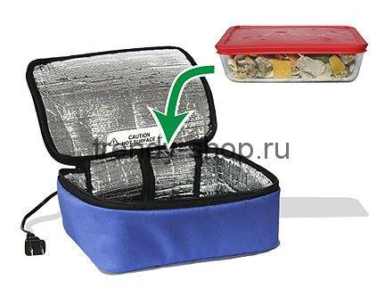 Термосумка для подогрева еды Personal Portable Oven