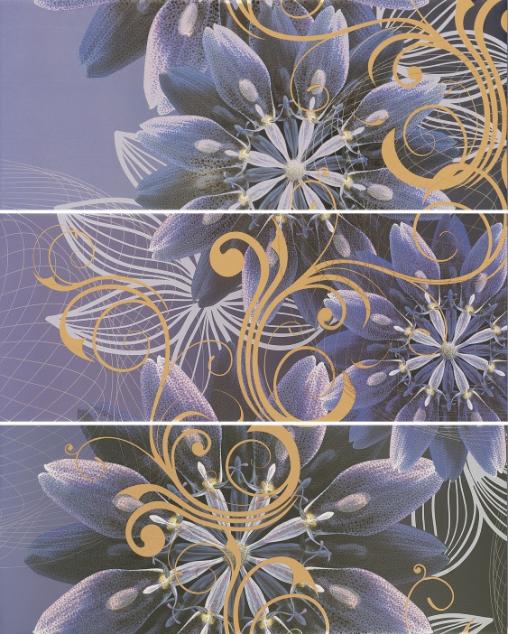 Gracia violet panno 01