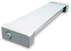 Облучатель медицинский бактерицидный ОБН-35(одноламповый) со шнуром, в комплекте лампа+стартер