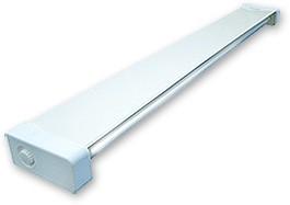 Облучатель медицинский бактерицидный ОБН-75(одноламповый) со шнуром, в комплекте лампа+стартер