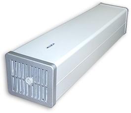 Облучатель медицинский бактерицидный ОБРН-2x30(рециркулятор двухламповый настенный), в комплекте лампа+стартер