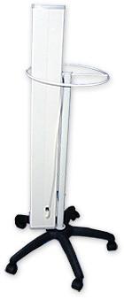 Облучатель медицинский бактерицидный ОБРПе-2x30(рециркулятор двухламповый передвижной), в комплекте лампа+стартер