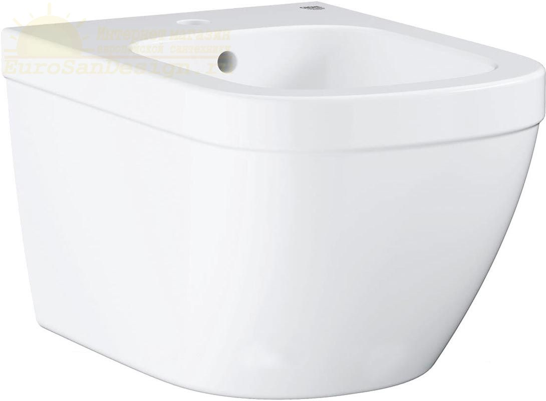 Grohe Euro Ceramic фарфоровое биде 39208000 ФОТО