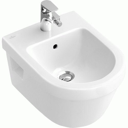 Биде Villeroy&Boch Omnia керамическое 54840001 ФОТО