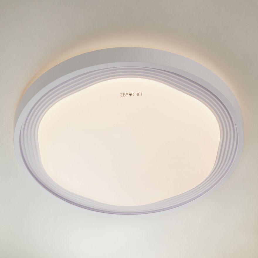 Светильник светодиодный управляемый Elektrostandard 40006/1 LED белый