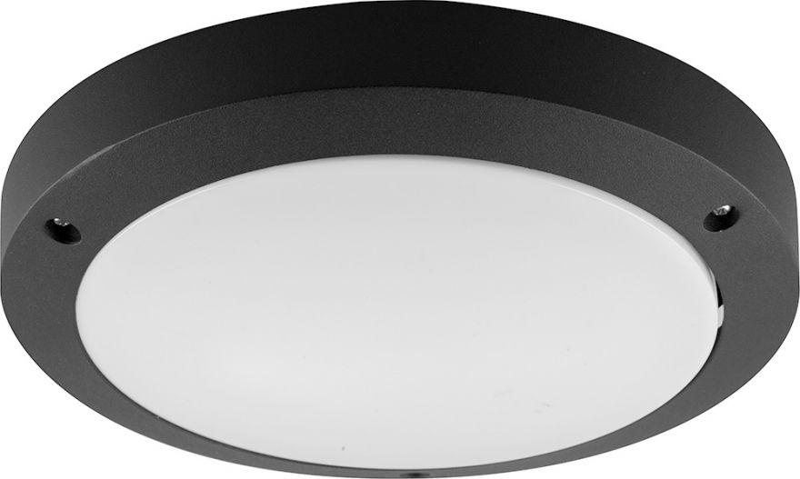 Светильник садово-парковый Feron DH030, E27 230V, черный