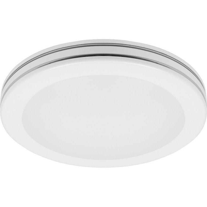 Светильник светодиодный накладной Feron AL579 тарелка 24W 4000K белый