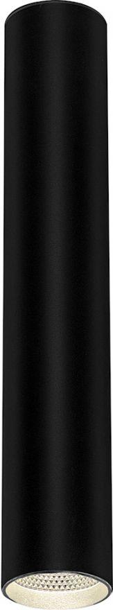 Светильник светодиодный Feron AL531 накладной 25W 4000K черный 100*200