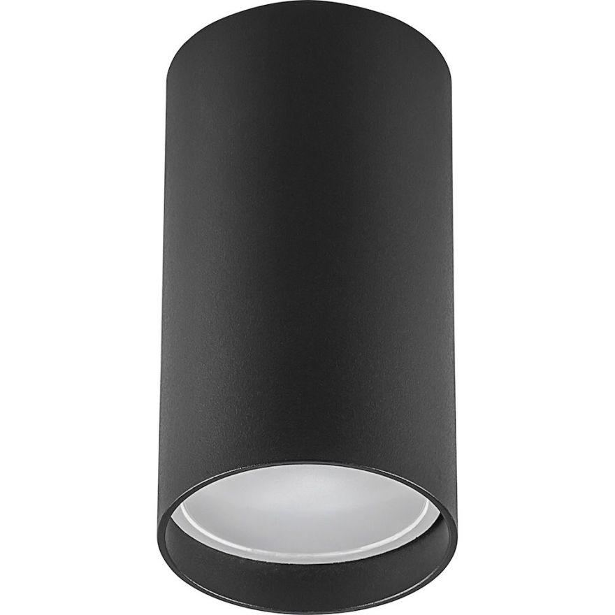 Светильник потолочный Feron ML176 MR16 20W 220V, черный, алюминий
